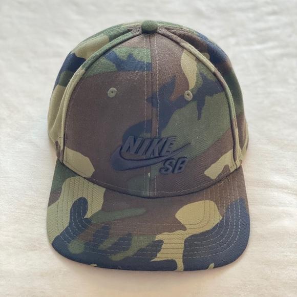 Nike sf military men hat